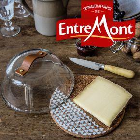 DIY :  Create il vostro vassoio porta formaggi con coperchio