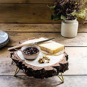 DIY : create un vassoio porta formaggi originale