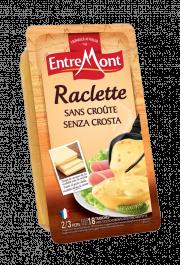 Raclette senza crosta Entremont