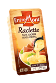 Raclette senza crosta