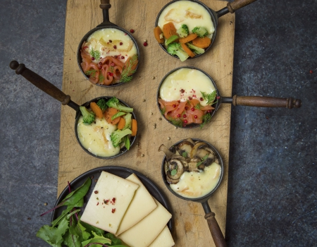 Raclette Entremont rivisitata
