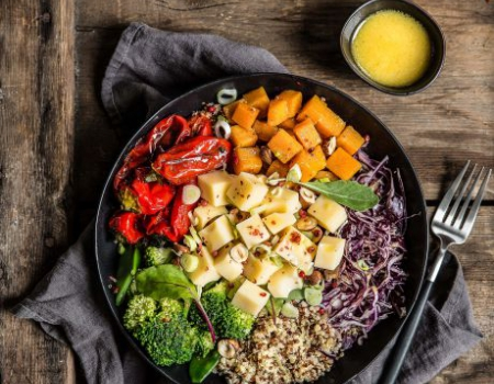 Nourish Bowl all'Emmental Entremont