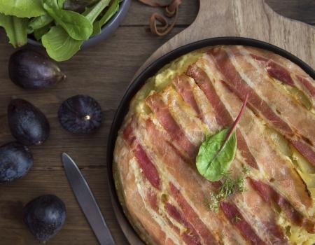 Tatin di raclette Entremont