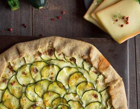 Torta rustica e raclette Entremont